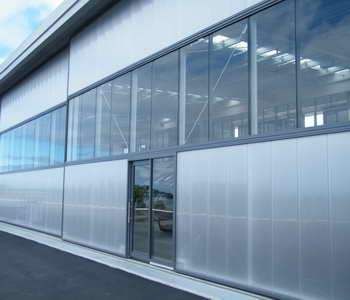 Special Purpose Roofing Cladding And Skylights